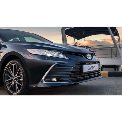 «Балтийский лизинг» выступил партнером презентации новой Toyota Camry