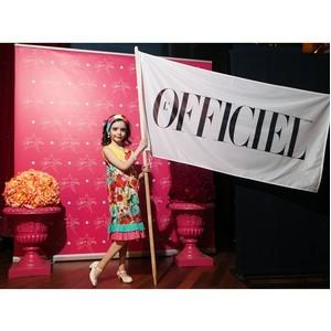 L'Officiel Kids Fashion Cruise 2017: на волне детской моды!