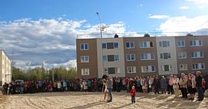 Чална - 1-ое поселение Карелии, где завершилась программа переселения