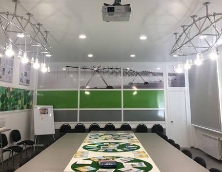 В Саратове открылся Центр инновационных технологий в мелиорации