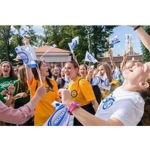 21 сентября в Санкт-Петербурге пройдет «Парад Российского студенчества»