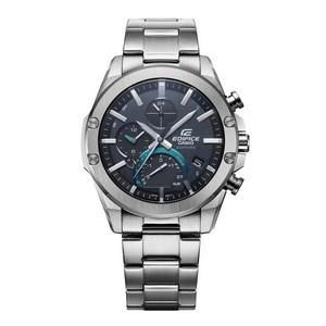 Casio: многофункциональные часы Edifice в тонком элегантном корпусе