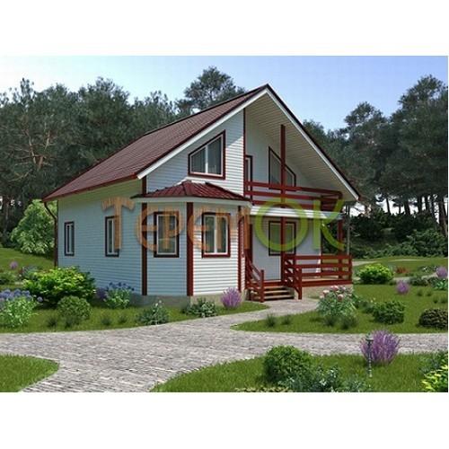 Строительство дома под ключ в Москве и МО