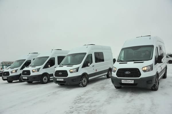 Смоленские таможенники получили передвижные мобильные комплексы