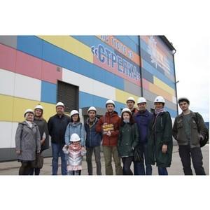 В Нижновэнерго провели  экскурсию на подстанции «Стрелка»