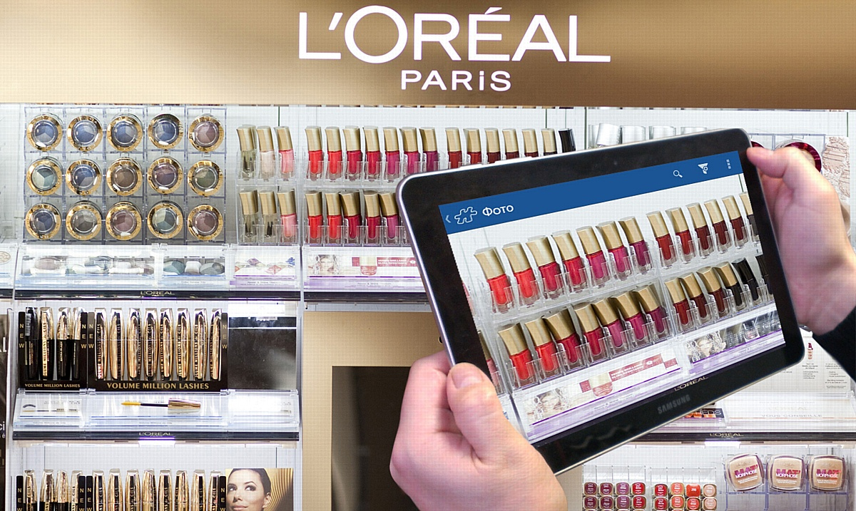 L'Oréal распознает планограммы с использованием нейросетей