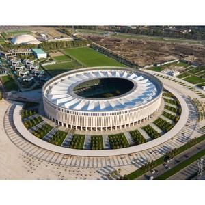Всего треть горожан болела на стадионе ФК