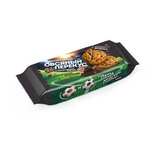 Перекус для любителей футбола – «Любимый Край» выпустил лимитированную линейку овсяного печенья