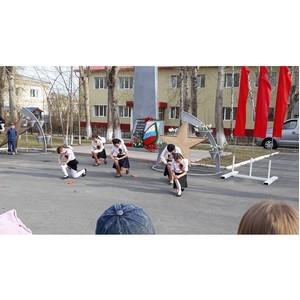 День Победы в Матмасах отметили праздничным концертом