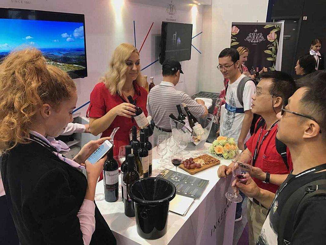 Китайский рынок поверил в ТМ Inkerman