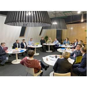 Состоялась встреча членов некоммерческого партнерства «Русский лосось»