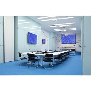 Конференц-залы и Центр инноваций «Просвещения» оснастили мультимедийным оборудованием