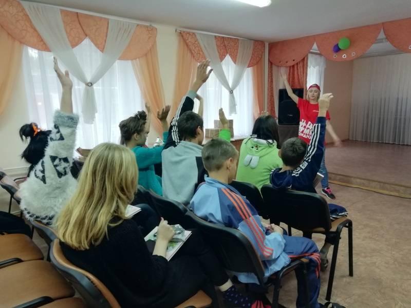 В Мордовии прошли мастер-классы для воспитанников Ардатовского детского дома-школы