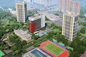«Аквилон-Инвест» строит 4 новых жилых комплекса в Санкт-Петербурге