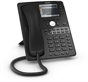 Курс на расширение: новое поколение конференц-телефонов Snom C520-WiMi и флагманский IP телефон D785