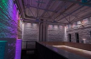 """Оборудование """"IntiLED"""" во внутреннем освещении новой площадки дизайн-завода """"Флакон"""""""