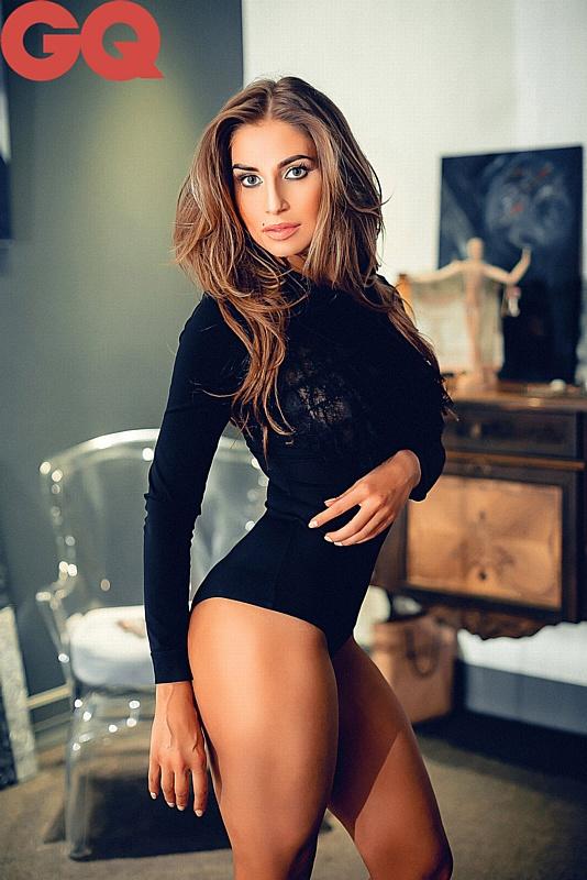 Натали Соболева -девушка месяца по версии журнала GQ