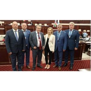 Депутаты ГД принимают участие в Парламентской ассамблее Черноморского экономического сотрудничества