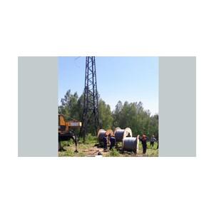 «Кузбассэнерго  - РЭС» продолжает реконструкцию высоковольтной линии на юге Кузбасса