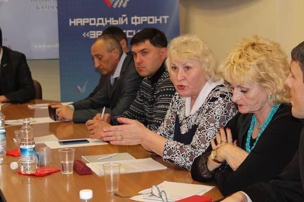 Камчатские активисты ОНФ обсудили приоритетные направления работы движения в новом формате
