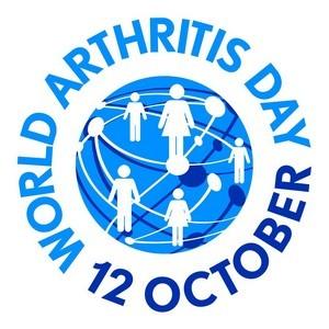 12 октября - Всемирный день борьбы с артритом