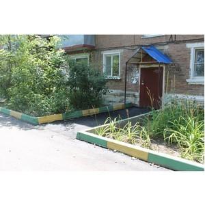 ОНФ просят власти Борисоглебска предусмотреть в планах благоустройства дворов парковки и бордюры