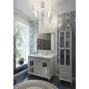 Новинки мебели для ванной комнаты от производителя