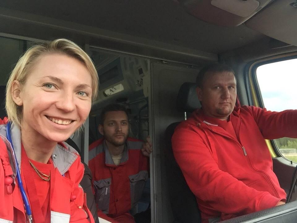 Медицинская эвакуация из Санкт-Петербурга в Хельсинки