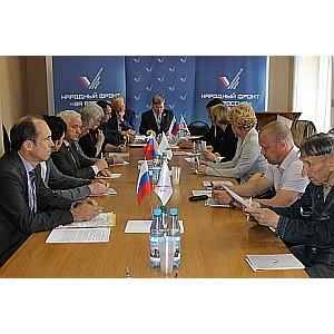 Активисты ОНФ Белгородской области подвели промежуточные итоги реализации проектов Народного фронта