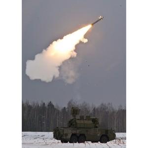 Зенитно-ракетный комплекс «Тор-М2К» показал эффективную работу на учениях в Беларуси