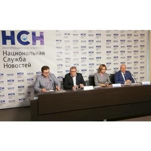 В НСН прошла пресс-конференция на тему контрафакта лекарственных средств