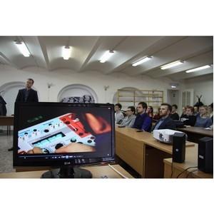 Нижновэнерго проводит лекции по цифровизации для студентов НГТУ