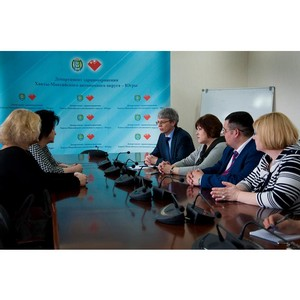 В Ханты-Мансийске прошёл форум «Индустрия здравоохранения - 2017»