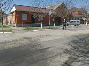 После обращения активистов ОНФ дорога в Грозном приведена в нормативное состояние