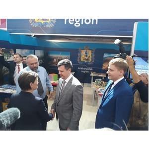 Премьер-министр Сербии Ана Брнабич познакомилась с инвестиционным потенциалом Архангельской области