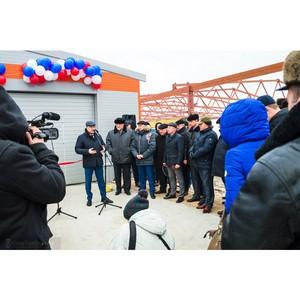 МРСК Центра обеспечила электроснабжение в Тамбовской области комплекса по разведению осетровых рыб