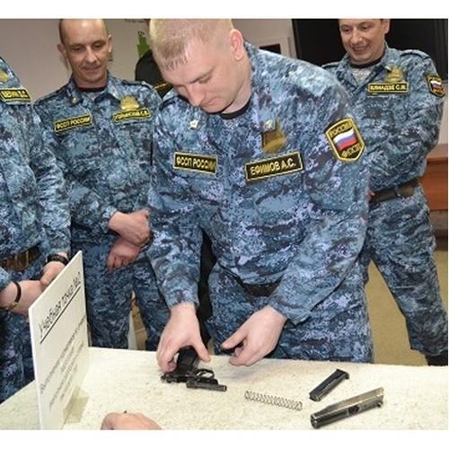 В УФССП по Сахалинской области завешен комплексный зачёт