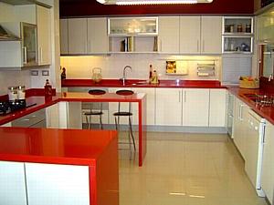 Стили современных кухонных гарнитуров