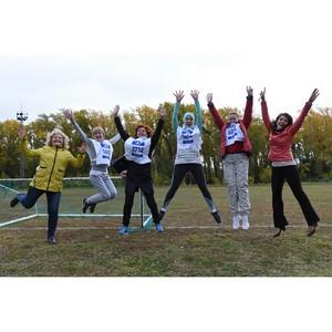 «Осенний кросс» калининцев