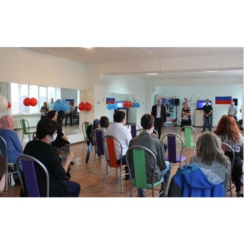 Активисты ОНФ в КБР возобновили работу арт-центра для особенных детей