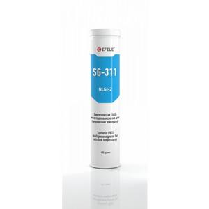 Пластичная смазка Efele SG-311 – отличное решение для увеличения рабочего ресурса уличных тривижнов