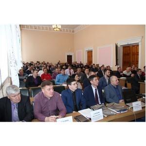 Алтайская ТПП провела семинар, посвященный тахографическому контролю