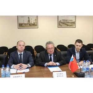Программу V российского-китайского Экспо обсудили в УТПП
