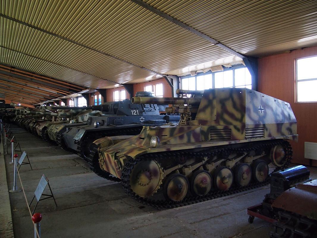 Центральный музей бронетанкового вооружения и техники