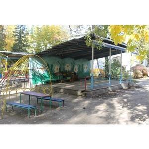 ОНФ просит обновить обветшавшие площадки детского сада в Воронеже