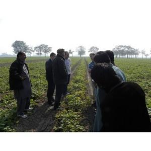 О посещении специалистами ФГБУ «ВНИИКР» Республики Пакистан в составе делегации Россельхознадзора