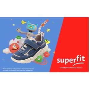 Летние игры и приключения в детской обуви Superfit