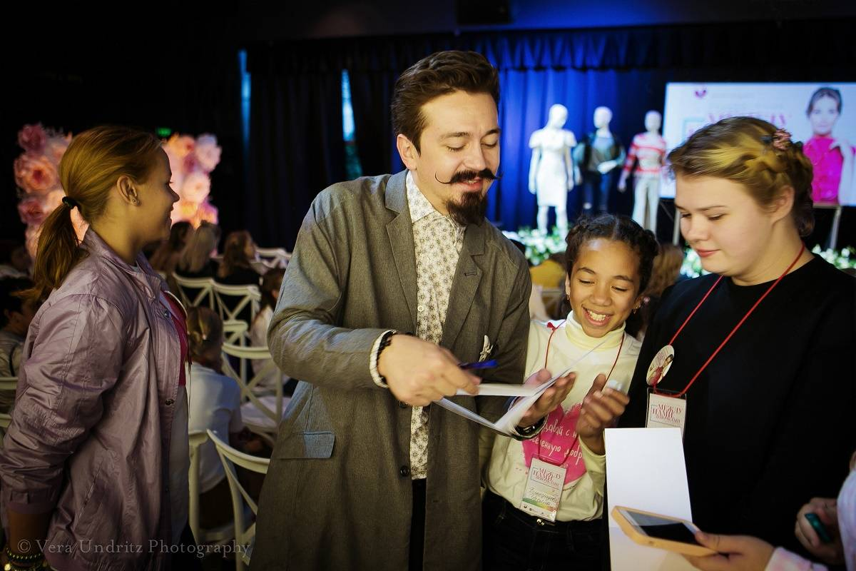 В Москве состоялся пятый благотворительный фестиваль «Между нами, девочками»!
