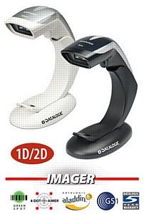 Оптимизируйте контрольно-кассовые операции с новым 2D имидж сканером Heron HD3430
