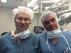 Израильские врачи делятся опытом с российскими коллегами